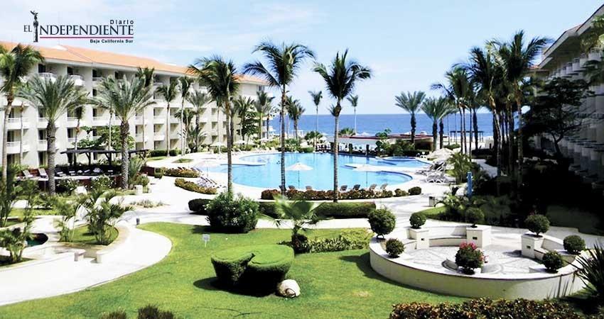 Baja número de reservaciones  para Los Cabos; 35 mil cuartos de hotel cancelados  por alerta de viaje