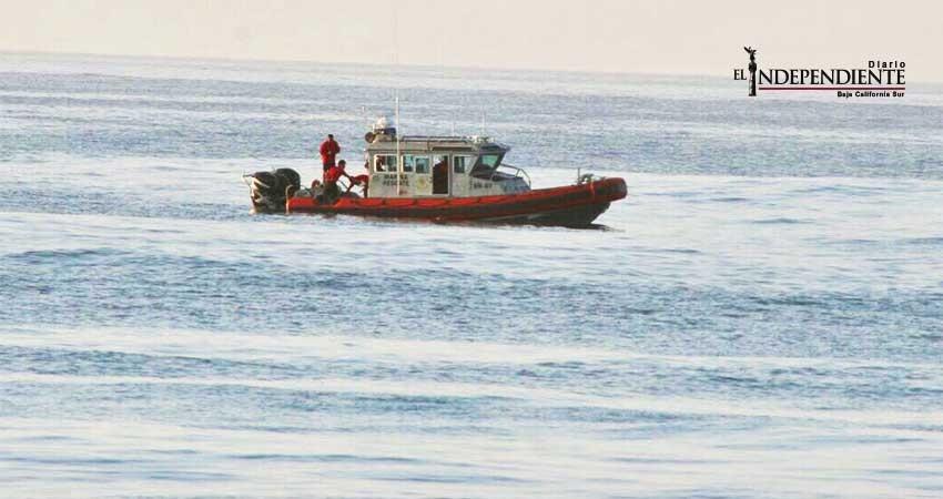 Encuentran el cadaver de un hombre flotando en playas del Arco de CSL