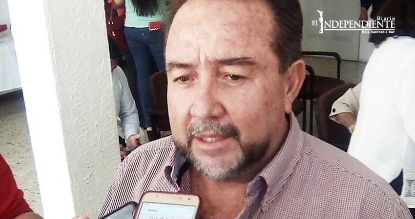 """""""Tony"""" Agundez en contra de que el PRD haga campaña con el PAN"""