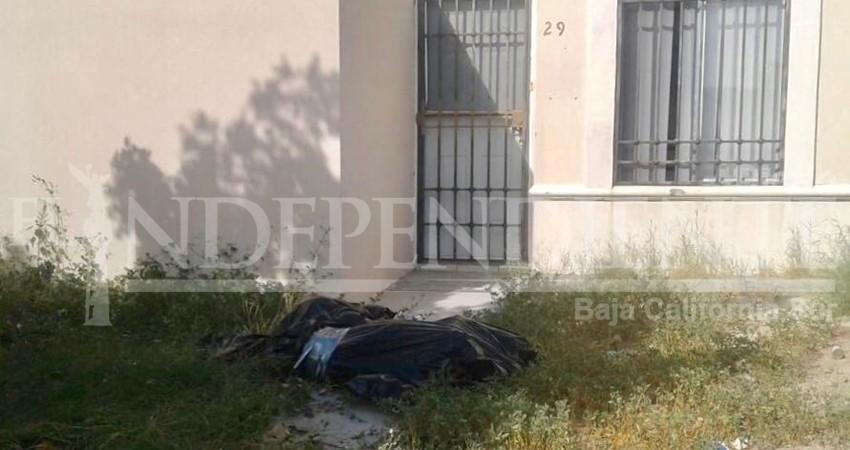 Embolsado encuentran el cuerpo sin vida de una persona en La Paz