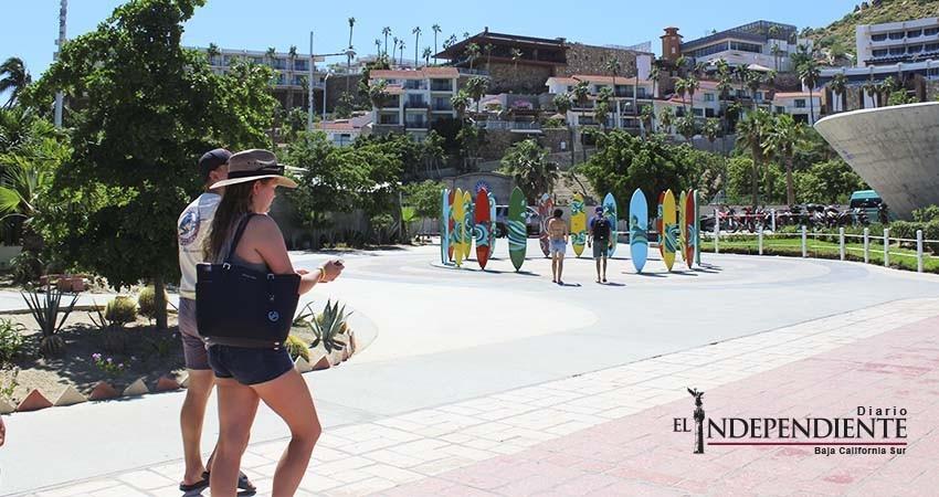 Ante la baja presencia de turistas, disminuyó la incidencia delictiva en la zona dorada de CSL