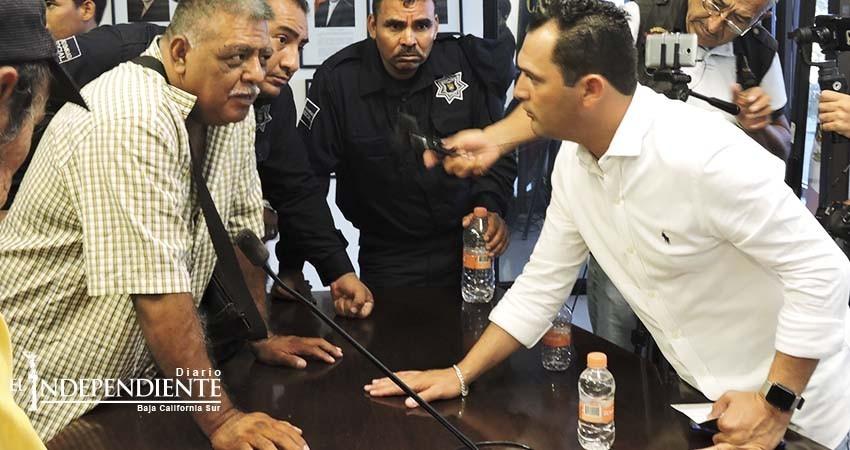 Legisladores se reunirán con Martínez Vega para solucionar despidos de agentes