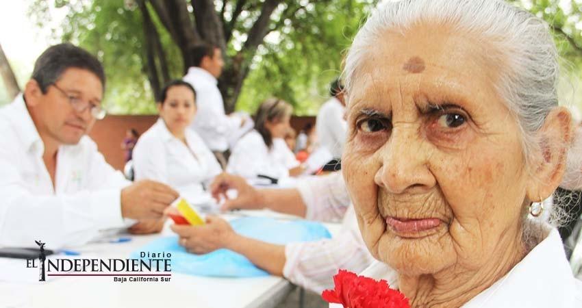 El 8% de la población en BCS es adulto mayor: INEGI