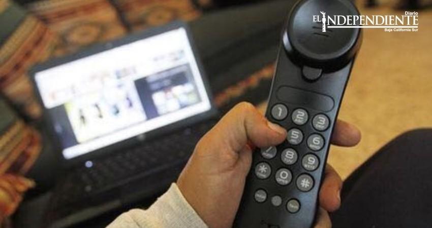 Alerta Condusef por llamadas falsas de bancos para robo de información