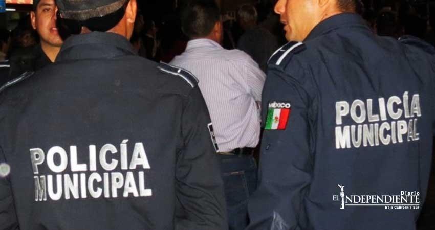 """Peleas en el centro se """"inhiben"""" con más presencia policiaca: Alcalde de La Paz"""