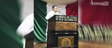 Les ha incomodado a panistas que les recalquen el tema de corrupción en la SEP: Joel Vargas