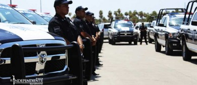 En el 2018, policía de Los Cabos podría ser la mejor pagada del país