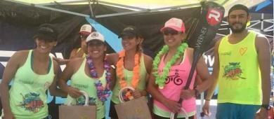 Célebre la 6ta. edición del Paddle Board en La Paz