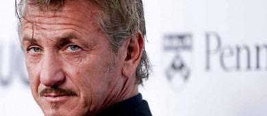 El actor californiano Sean Penn publicará una novela