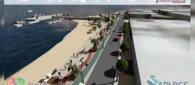 Gobierno no ha pedido permiso para crear playas artificiales en el malecón: Semarnat