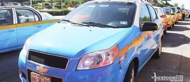 Ayuntamiento de La Paz no ha querido regular tarifas de taxis: líder transportista