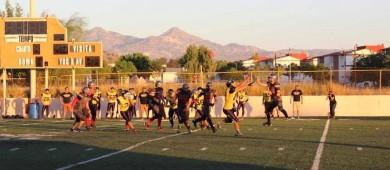 Definidos los equipos semifinalistas en el Futbol Americano Juvenil