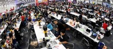 Talent Land busca récord Guinness con clase de robótica más grande