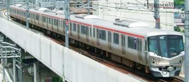 Tren japonés se disculpa por salir 20 segundos antes de la estación