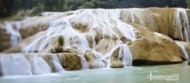 Cascadas de Agua Azul volverán a la normalidad en 20 días: Conagua