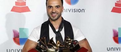 'Despacito' arrasa en el Grammy Latino, P.Rico es protagonista