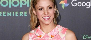 Shakira gana Grammy Latino por Álbum Vocal Pop Contemporáneo