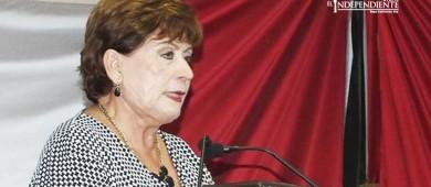 Rosa Delia Cota no buscará reelegirse, pero no dejará la vida política