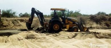 Sanciona Profepa a empresa que depositó asfalto en arroyo salto seco en CSL
