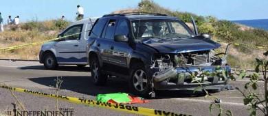 Accidentes viales durante noviembre han cobrado la vida de cinco personas