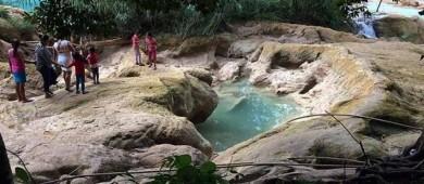 Hoy se recuperará 90% del caudal en Cascadas de Agua Azul