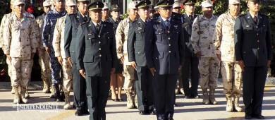 Sedena celebra ascensos y condecoraciones de personal militar