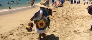Municipio y federación auditarán a vendedores ambulantes de las playas