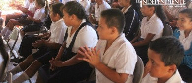 Buscan padrinos para dar felicidad en navidad a niños del albergue escolar La Candelaria