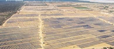 Proyectan parque fotovoltaico para Comondú, restauran producción en Aura Solar