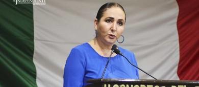 El estado no debe ser rehén de la delincuencia: Eda Palacios