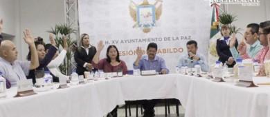Ante inseguridad, 2do Informe  de Martínez Vega será en sala de Cabildo