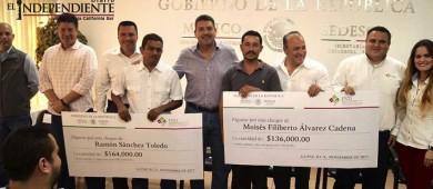 Impulsa SEDESOL opciones productivas para los sudcalifornianos: Valdivia Alvarado