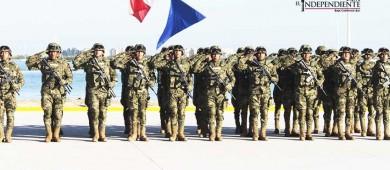 Reconocen lealtad y servicio de la Marina Armada de México en su día