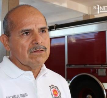 """""""Los bomberos no somos botín político"""" aseguran Bomberos de CSL"""