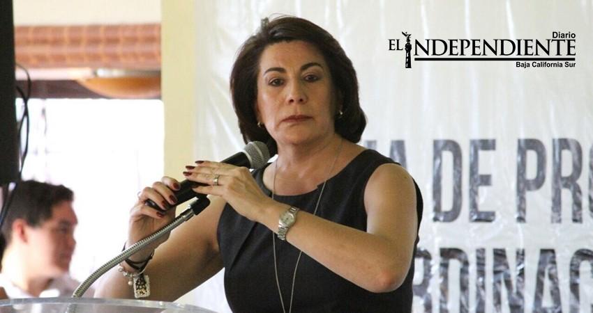 Baja California Sur está mal gobernada: Lorena Martínez