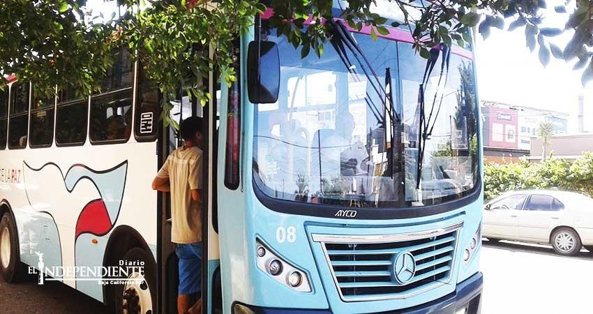 No cesa el pésimo servicio del transporte público en La Paz