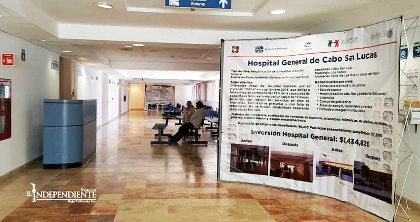 Piden al gobernador permita a ciudadanos gestionar recursos para mejorar servicios médicos de Los Cabos