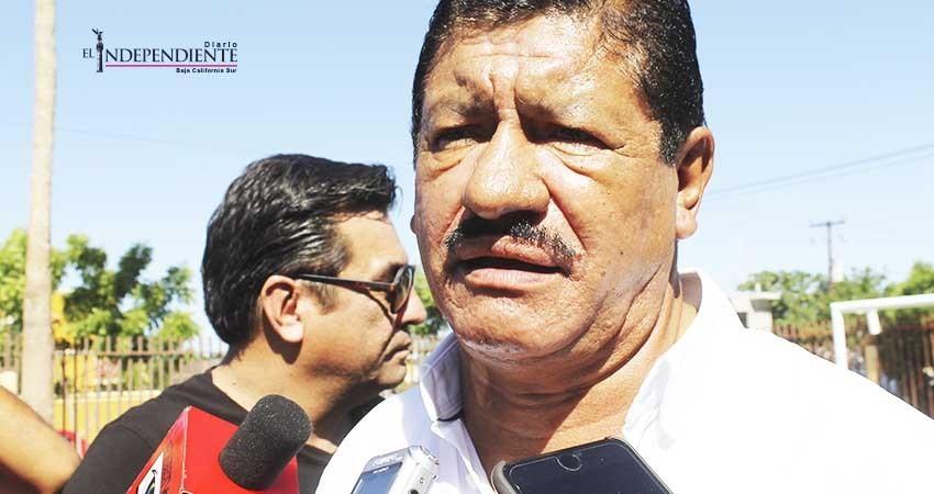 Revela alcalde de La Paz sus aspiraciones políticas