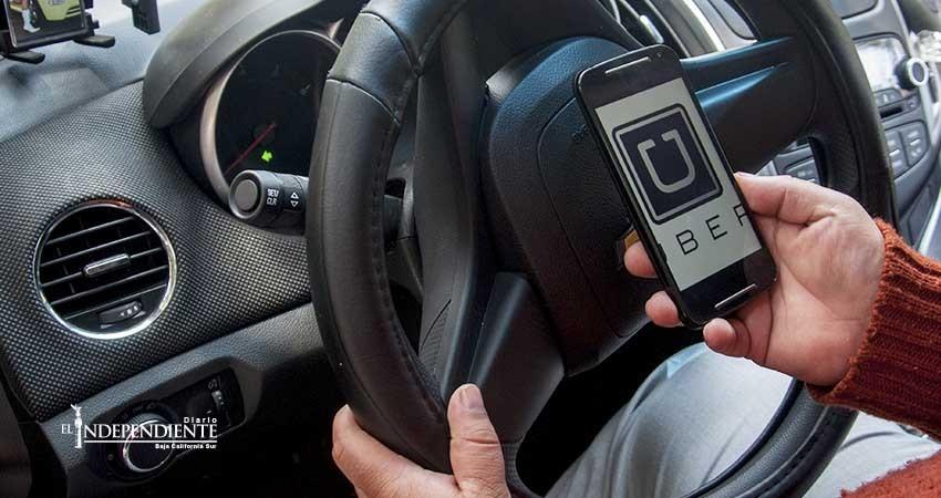 """""""Ni siquiera tenemos contempladas"""" sanciones para Uber, asegura Mendoza Davis"""