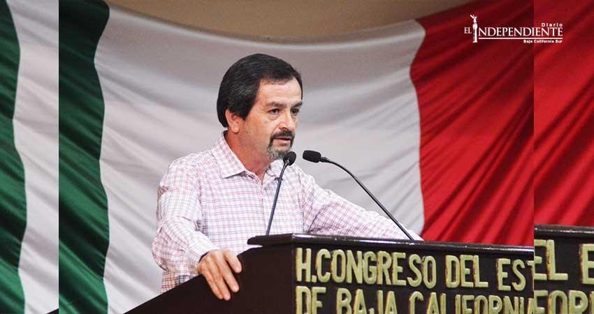 'Se lo va a pelar', AMLO será presidente, asegura el Dip. Camilo Torres