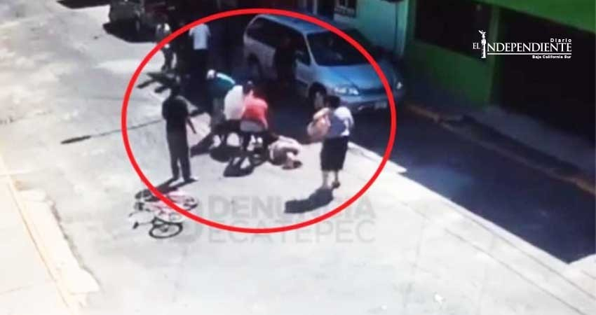 Perro ataca brutalmente a mujer; dueño es un irresponsable