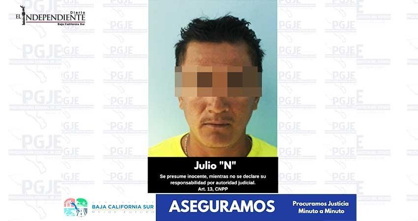 Orden de aprehensión por delito de daños en Cabo San Lucas