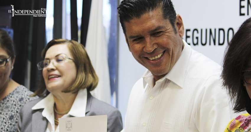 No hay corrupción dentro del gobierno de BCS: Álvaro de la Peña