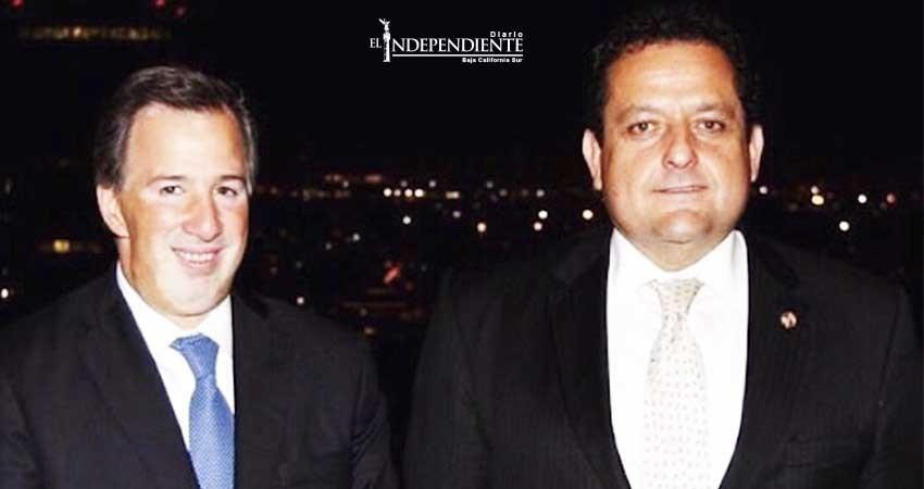 """Carlos Mendoza Davis, el """"gober"""" del PRIAN"""