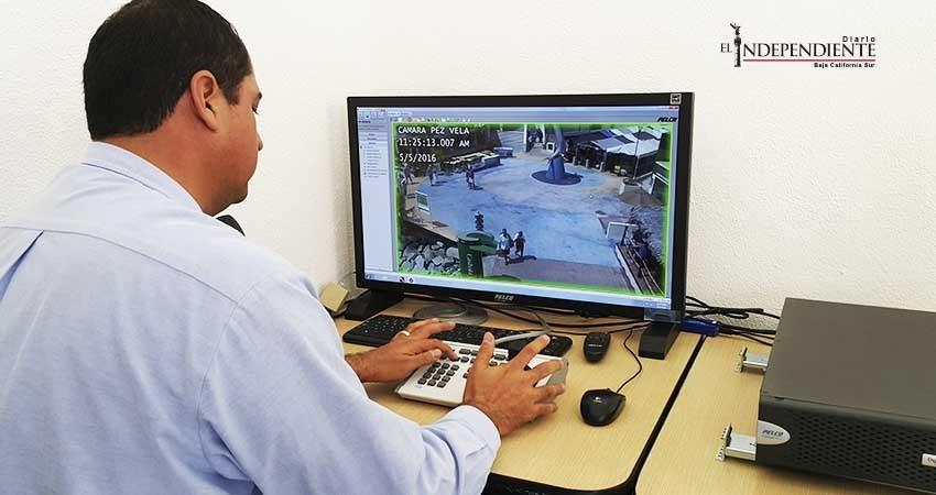 Instalarán más cámaras en la Marina de Cabo San Lucas