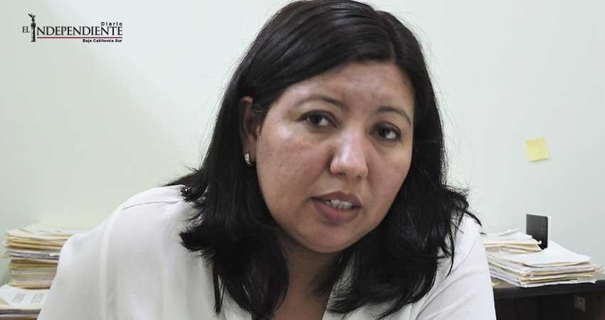 Visitadora general del Estado asumirá temporalmente presidencia de la CEDH