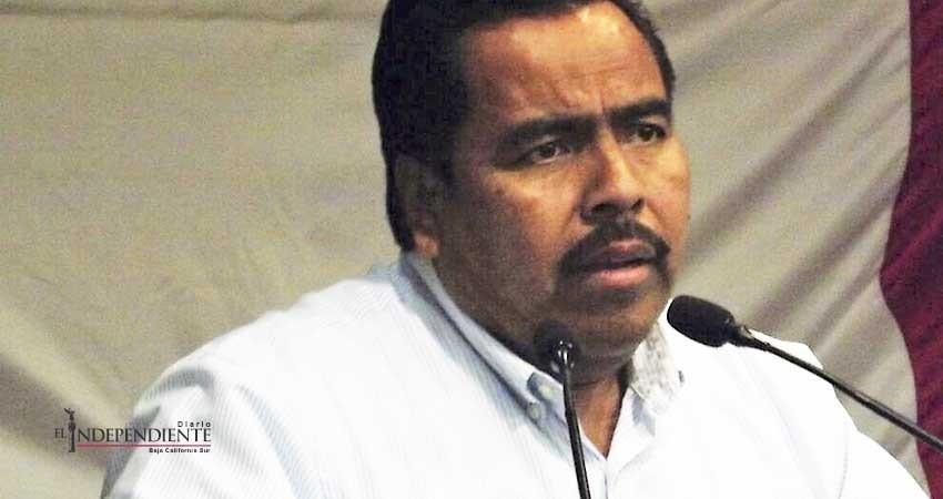 En transparencia presupuestal hay estadospeores que BCS: Alfredo Zamora