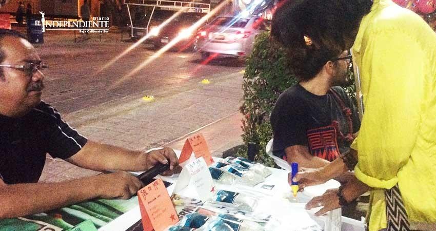 Recaban firmas para Marychuy en La Paz