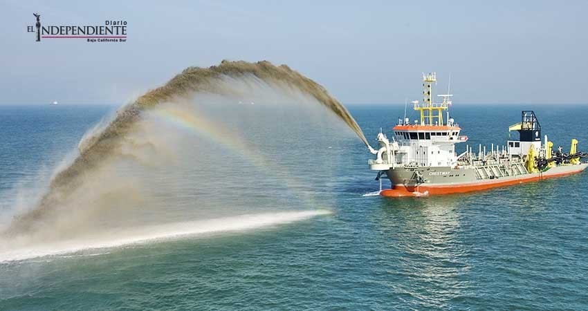 Diputados del PAN aprueban permitir que minera submarina vierta desechos al mar