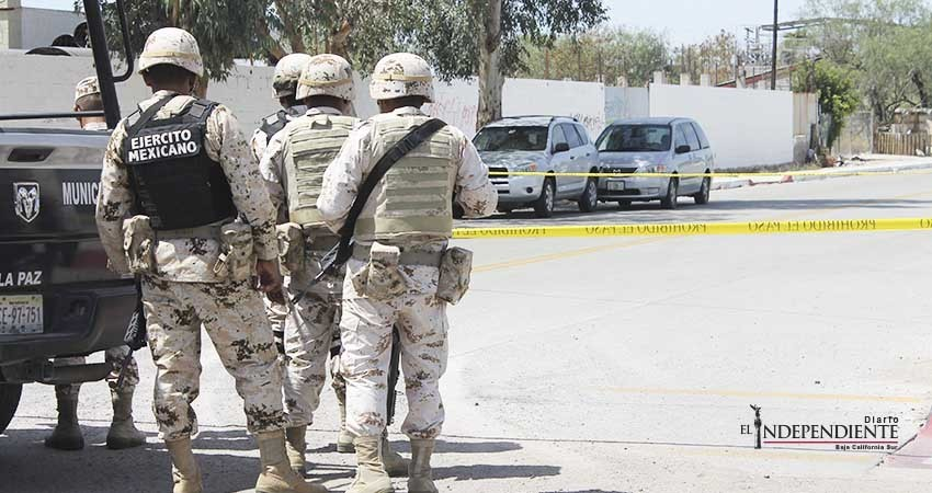 Expone Observatorio Nacional Ciudadano alerta por tasa de homicidios en BCS
